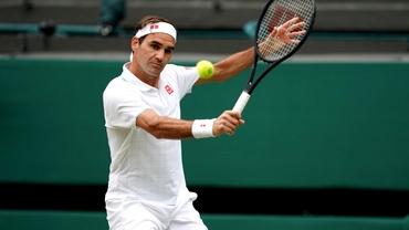 Wimbledon 2021 optimi de finală. Federer se califică şi oferă declaraţia serii. Emma Răducanu a abandonat, dar urcă 238 locuri WTA! Raluca Olaru a părăsit și ea competiția
