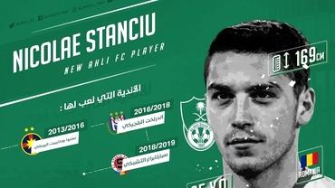 Nicu Stanciu, transferat oficial la Al Ahly! Fanatik confirmat. Video