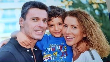Carmen Brumă și Mircea Badea, probleme în Dubai. Ce a pățit fiul lor în vacanță