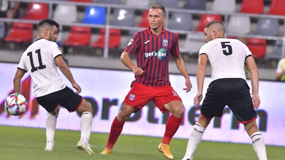 Liga 2, etapa 1. CSA Steaua, victorie chinuită la debut cu Csikszereda. Cum arată clasamentul. Video
