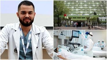 Caz șocant în Timișoara! Un medic rezident, găsit mort de mama sa. Tânărul îngrijea pacienți Covid