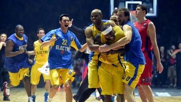 Maccabi e noua REGINĂ din baschetul european. Meci NEBUN cu Real în finală