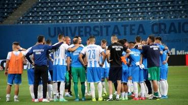 Universitatea Craiova s-a făcut și ea de râs în Europa. Oltenii, eliminați de albanezii de la FK Laci, în turul doi din Conference League. Video