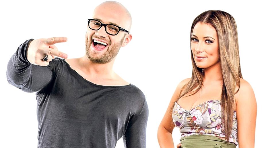 Roxana Vancea s-a logodit cu Mihai Bendeac