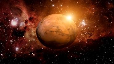 Planeta Marte intră în zodia Leu. Explozie de bucurii și evenimente neprevăzute pentru toată lumea