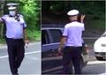 """Povestea lui Nea Sandu, """"Lupul"""" de la Rutieră. Polițistul este spaima șoferilor băuți și drogați. Mită de 5.000 de euro refuzată"""