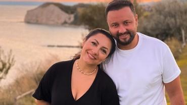Andra și Cătălin Măruță au împlinit 13 ani de căsătorie. Unde au sărbătorit cei doi