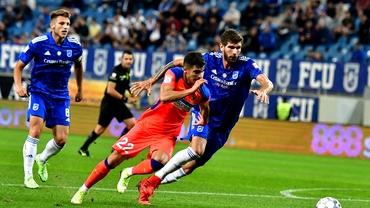 """Spectatorii nu s-au înghesuit la FC U Craiova - FCSB. Atmosferă dezolantă pe """"Ion Oblemenco"""""""