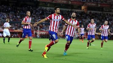 Două ţinte TARI: Atletico Madrid caută atacanţi după despărţirea de Costa!