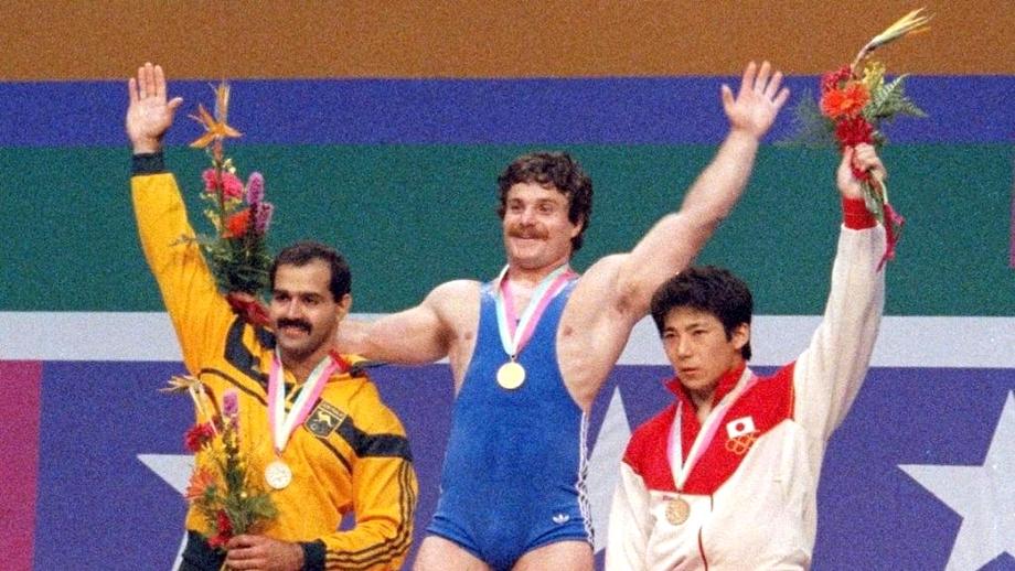 Petre Becheru, campion olimpic la haltere în 1984: