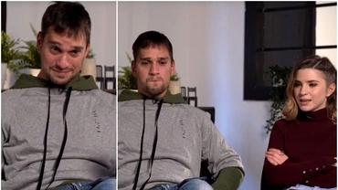 Vlad Gherman, distrus de durere. A început să plangă de față cu Cristina Ciobănașu