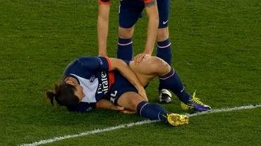 ALERTĂ la PSG! Accidentarea lui Zlatan, mai GRAVĂ decît se credea iniţial! Cît stă suedezul