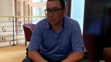 INTERVIU EVENIMENT cu Victor Ponta: