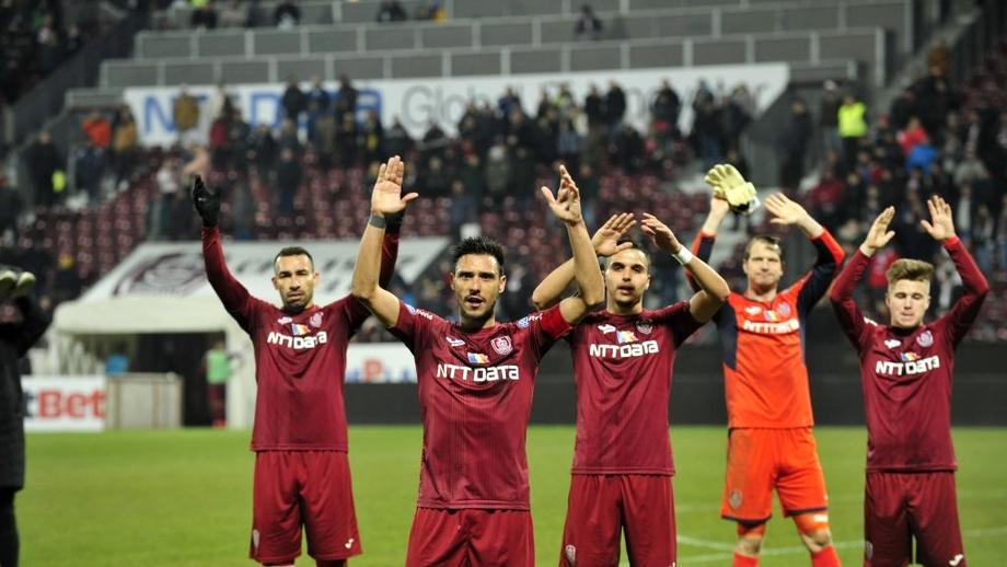 Neluțu Varga s-a împrumutat la cămătari să plătească salariile restante la CFR Cluj! Lefurile pe februarie, în aer! Vezi suma uriașă