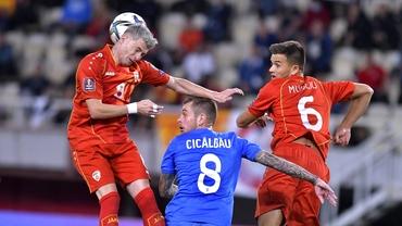 """Verdictul unui jucător macedonean din Liga 1: """"Ne batem cu România pentru locul 2. Avem șanse egale!"""" Exclusiv"""