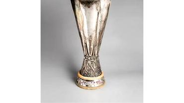 Trofeul Europa League a fost furat în Mexic! Poliția l-a recuperat imediat