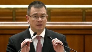 Mihai Răzvan Ungureanu, votat de Parlament ŞEF la SIE