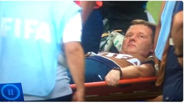 INCREDIBIL! Terapeutul Angliei a fost spitalizat după ce s-a bucurat la golul lui Sturridge
