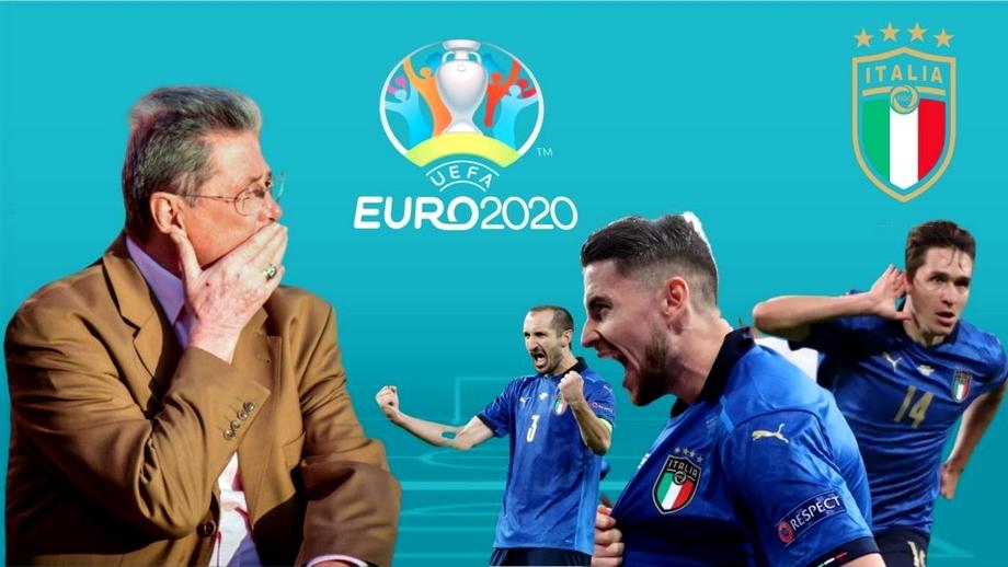Editorial Cornel Dinu. Versurile, Padre Pio și Calvaro Morata au ajutat Italia să răpună Spania spre marea finală EURO 2020