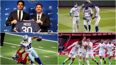 Cine plăteşte cele mai mari salarii în sport! Pe ce loc a ajuns PSG după transferul lui Lionel Messi