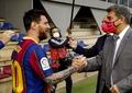 """Joan Laporta rămâne ferm pe poziție după despărțirea de Lionel Messi. """"E trist, dar clubul e mai presus de toate"""""""