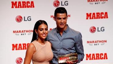 Notă de plată enormă pentru iubita lui Cristiano Ronaldo! Georgina nu s-a uitat la bani în Dubai