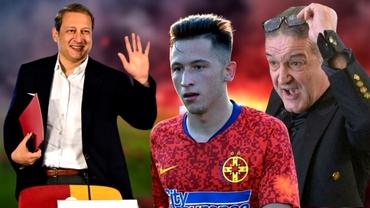 Gigi Becali i-a scos din minți pe turci! Anunțul lui Fatih Terim despre transferul lui Olimpiu Moruțan
