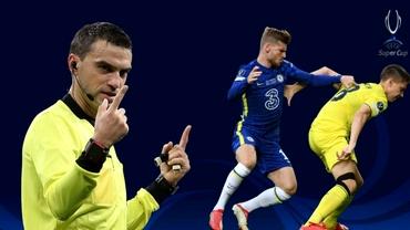 Ovidiu Hațegan a ratat cel mai important meci al carierei, Supercupa Europei, Chelsea - Villarreal! Cum a căzut totul. Exclusiv