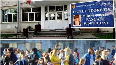 Cum și-a găsit mașina o învățătoare din Pașcani în prima zi de școală! Autorii, de negăsit