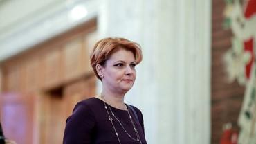 Lia Olguța Vasilescu, explicație pentru victoria Laurei Codruța Kovesi la CEDO. Pe cine dă vina fostul ministru