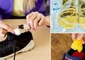 4 ingrediente cu care scapi de mirosul neplăcut al adidașilor pe timp de caniculă