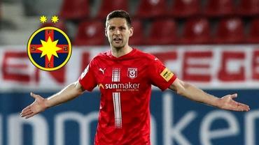 """Cine a garantat pentru transferul lui Stipe Vucur la FCSB! """"Va fi cel mai puternic fundaş din Liga 1!"""