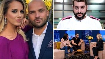 Cum a reacționat Andrei Ștefănescu când a aflat că fosta lui soție se iubește cu nepotul lui Joshua Castellano?
