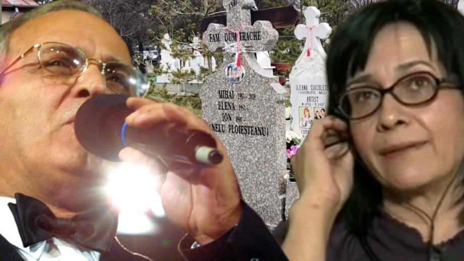 Informații tulburătoare despre soția lui Nelu Ploieșteanu, după înmormântarea artistului: