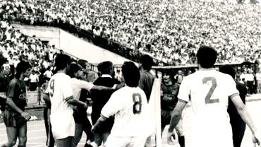 Cel mai controversat derby Steaua - Dinamo! Finala Cupei României din 1988, decisă la masa verde