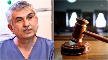 Chirurgul Gheorghe Burnei, condamnat pentru luare de mită. Decizia este definitivă