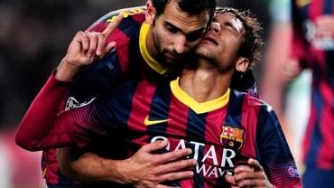 Super AFACERE! Inter a transferat un fundaş de la Barcelona