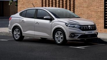 Culorile disponibile pentru noul Dacia Logan. Cât trebuie să plătești pentru varianta preferată