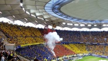 FRF a stabilit stadioanele pe care se vor disputa partidele din preliminariile CE 2016