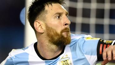 Messi a fost dat de gol de un coleg de la Barcelona :