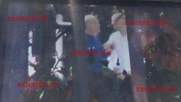 Primele imagini de la negocierile dintre Gigi Becali și Edi Iordănescu! Prima reacție a patronului FCSB: