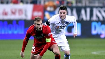 Gigi Becali îi ia banderola lui Bogdan Planic. Cine devine căpitan la FCSB