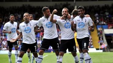 Tottenham transferă de la rivali! Ce ATACANT va fi coleg cu Chiricheş