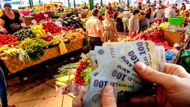 """Scandal pe prețul legumelor din piață! Acuze dure ale fermierilor. """"Cum să coste 50 de bani când eu dau 1 leu pe răsad?"""""""