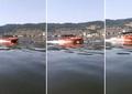 Video. O șalupă a lovit în plin un caiac cu patru sportivi, pe Dunăre. Barcagiul nici măcar nu a oprit