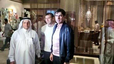 Imagini de SENZAŢIE! Şeicii i-au arătat lui Piţurcă poza cu Iordănescu din camera trofeelor