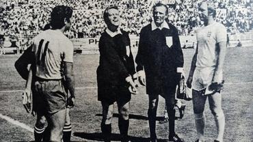 """50 de ani de la România – Anglia la """"Copa Mundial México 70"""". Prima promisă de brazilieni tricolorilor, acum este... caz de pușcărie! Video de colecție"""