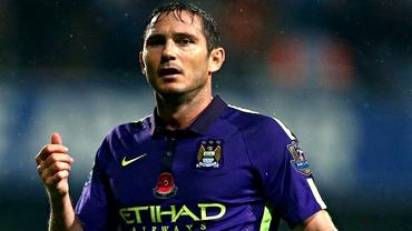 Manchester City nu-l lasă pe Lampard se plece în SUA!