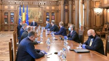 Klaus Iohannis a vorbit despre măsurile pentru repornirea economiei: