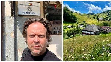 """Charlie Ottley, producătorul documentarului """"Wild Carpathia"""", și-a cumpărat o fermă în România. """"Am 6.000 de metri pătrați de paradis"""""""